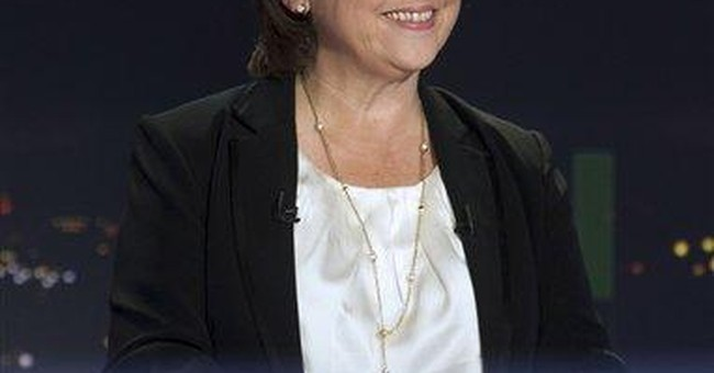 French Socialist Segolene Royal backs Hollande