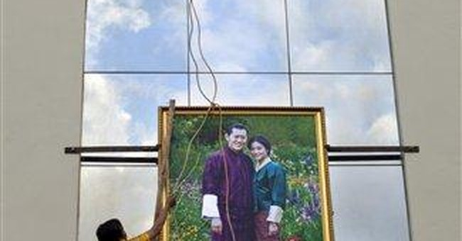 Tiny kingdom of Bhutan prepares for royal wedding