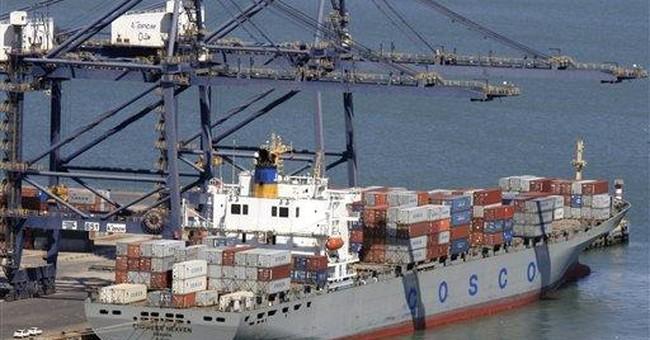 China's trade growth slows, surplus narrows