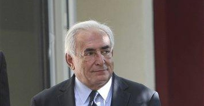Strauss-Kahn's lawyers deny sexual assault claims