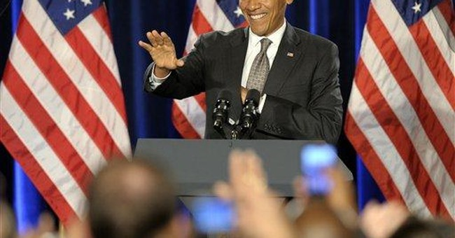 Obama seeking to run as an incumbent underdog
