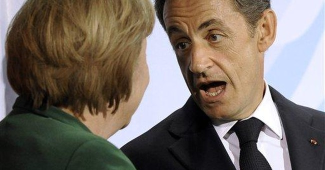 Europe crisis leaves French G-20 goals in tatters