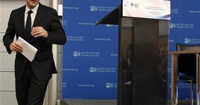 G-20 wrangles over Europe's crisis bill