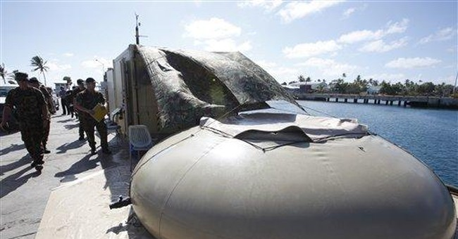Tuvalu water crisis may point to global problems