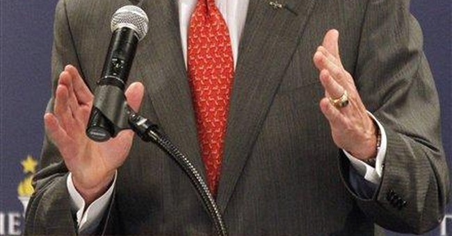 Perry: Creating jobs as easy as booting Obama