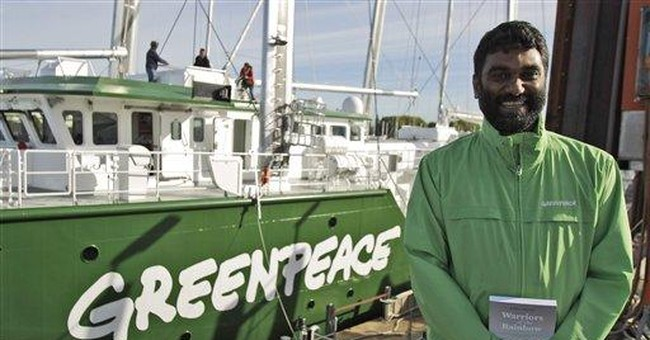 Greenpeace launches state-of-art campaign ship