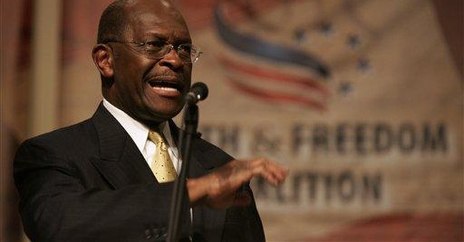 Cain's 'impossible dream' resonates with voters