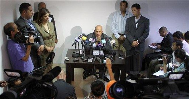 Egypt's reform leader criticizes military rulers