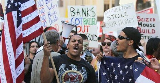 Dozens arrested in Arizona after Wall St. protests