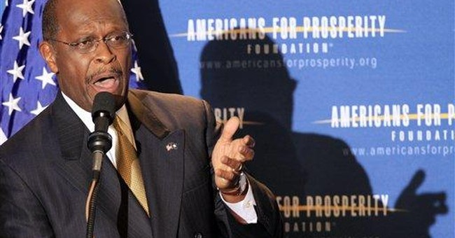 Long ties to Koch brothers key to Cain's campaign