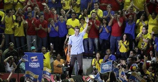 Venezuela court puts in doubt presidential bid