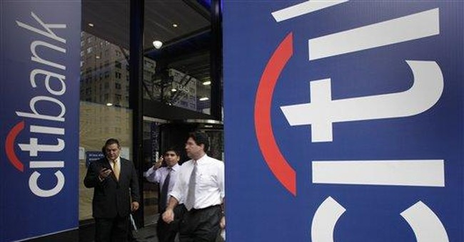 Citigroup earnings rise 74 percent, to $3.8 bln