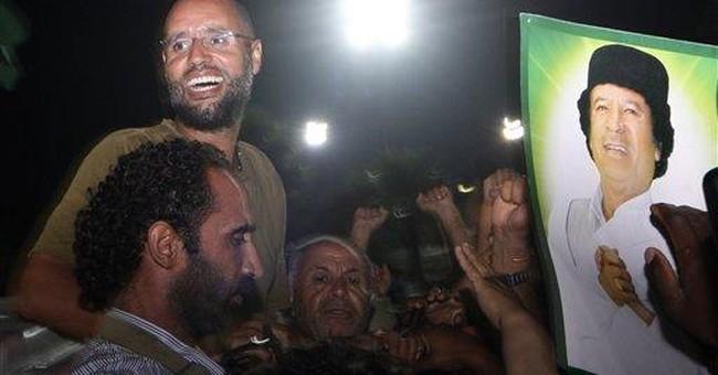 Libyans struggle to control information flow