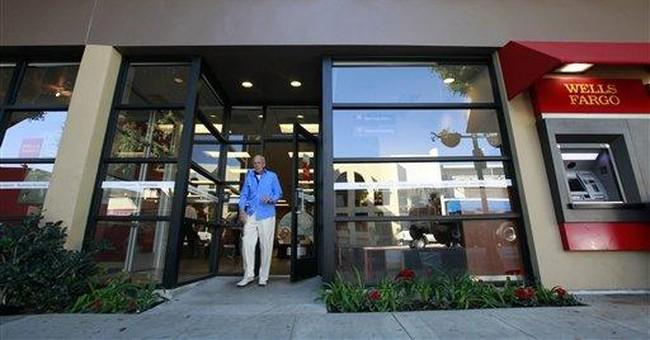 Wells Fargo 3Q profit up 21 percent, revenue slips
