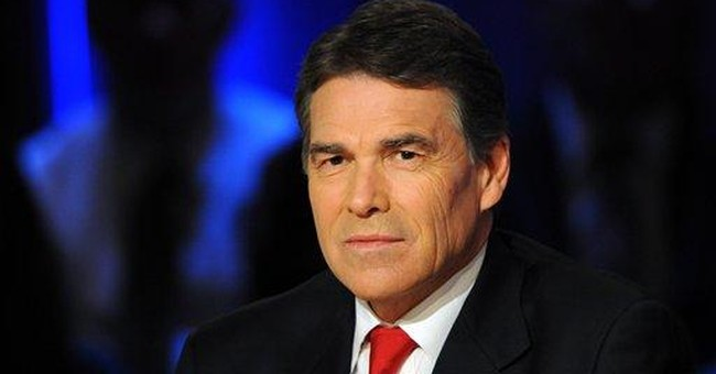 Perry slashed environmental enforcement in Texas