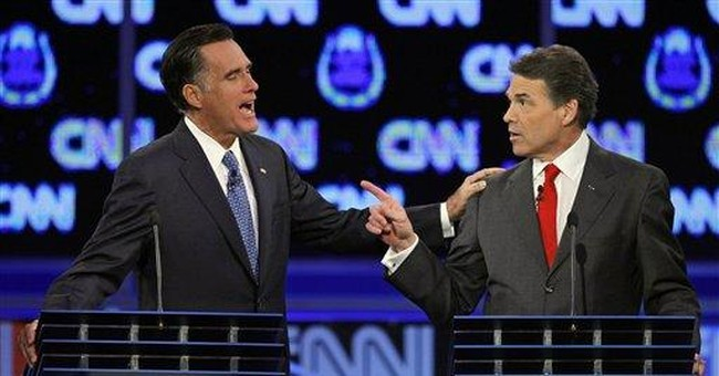 GOP primary contest is getting nasty, personal