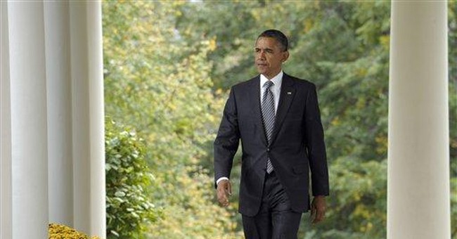 Gadhafi death another victory for Obama doctrine