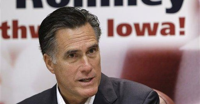 GOP speed daters ready to go steady with Romney?