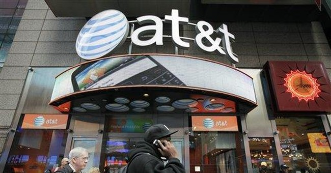 AT&T sees slowing growth in wireless in 3Q