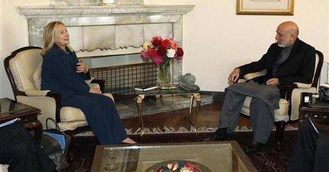 Clinton: Pakistan must boost anti-terror fight