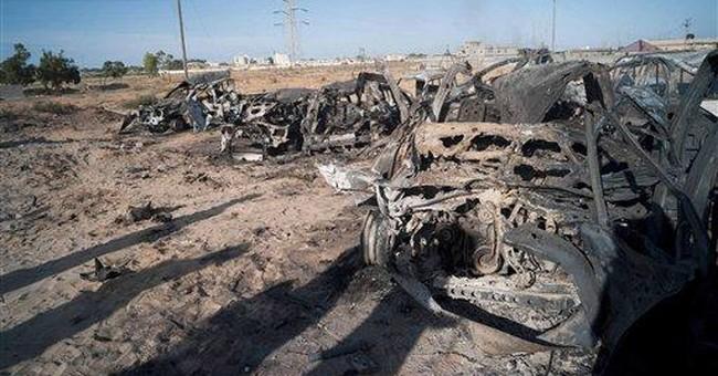 LIBYA LIVE: The world considers Gadhafi's end