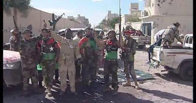 With warped vision, Gadhafi maddened Libya, West