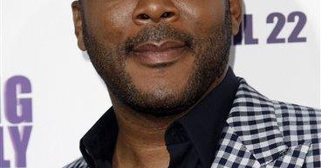 Tyler Perry honored by Sharpton organization