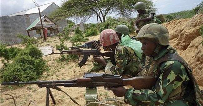 AU: Somali militants 'dressed up' bodies for stunt