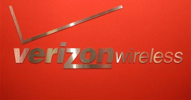 Verizon 3Q earnings double on pension effects