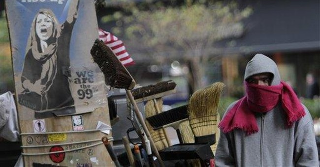 NYC residents complain about 'Occupy' protesters