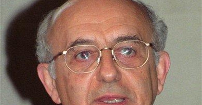 International law expert Antonio Cassese dies