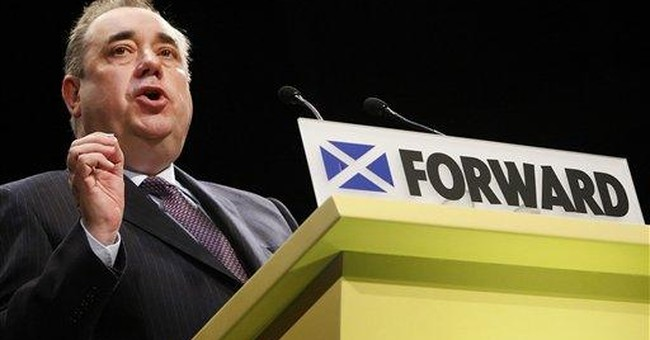 Separatist Scottish leader ponders compromise