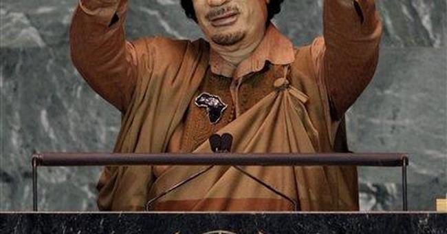 Arab strongman: With Gadhafi death, an era passes