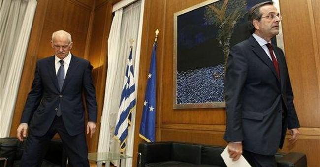 Waves of austerity weaken Greek Socialists