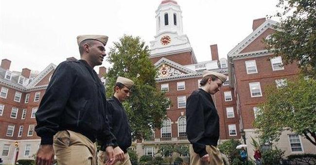 ROTC programs return to Ivy League universities