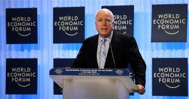 US senator talks about military options in Syria