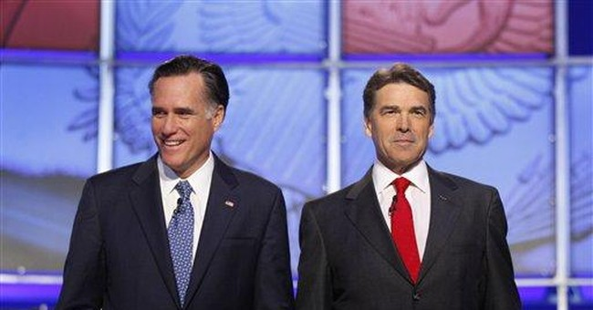 GOP primary now a contest of character