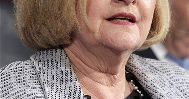 McCaskill sells private plane