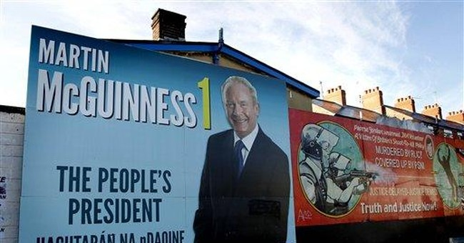 Ireland picks new president from crowded field
