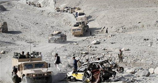 Report says security improved in Afghanistan