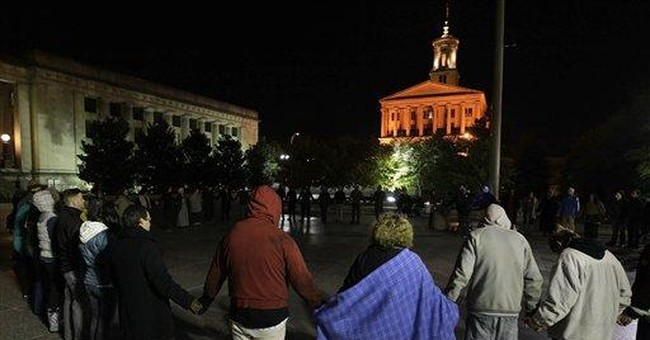 Tenn. agrees to stop arresting Occupy protesters