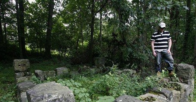 Pa. researchers unable to unearth Irish mass grave