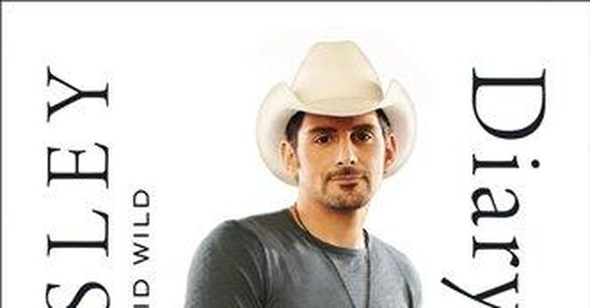 Brad Paisley connects dots for fans in 'Diary'