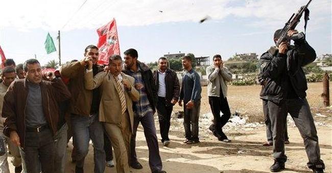 Israeli leader threatens Gaza militants