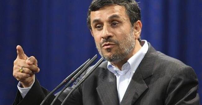 Ahmadinejad's foes flex power in Iran's parliament