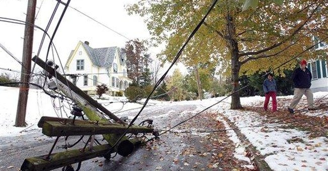 A state-by-state look at effects of Oct. snowstorm