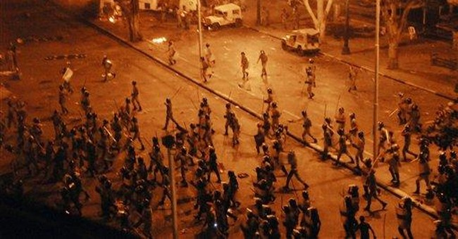 Hand of Egypt's military rulers grows heavier