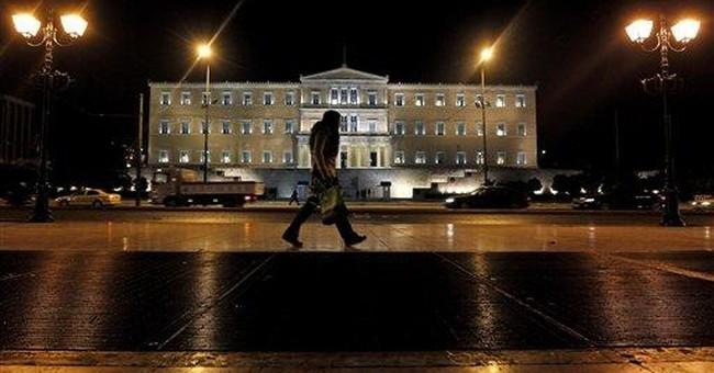 Greek vote proposal undermines shaky euro deal