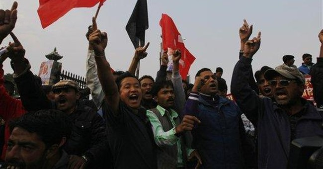 Nepal parties hope to build on deal on ex-rebels