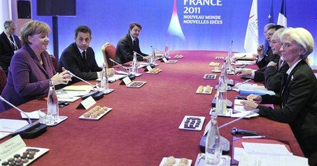 In or out: Europe heaps pressure on Greece